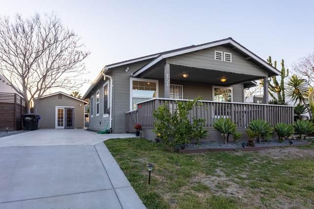 4954 35th (North Of Adams), San Diego, CA 92116 (#210005533) :: Carrie Filla & Associates