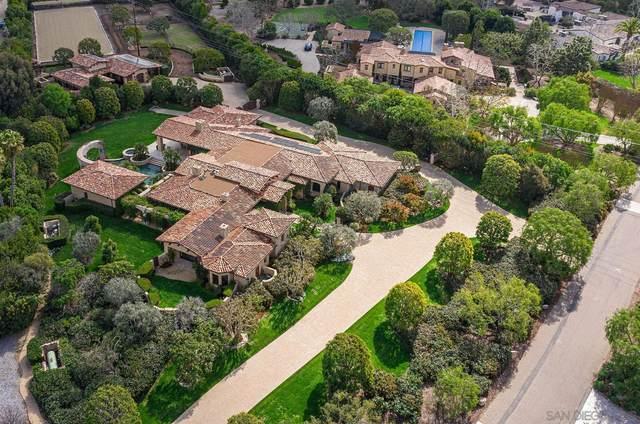 16161 Valle De Oro, Rancho Santa Fe, CA 92067 (#210006409) :: Neuman & Neuman Real Estate Inc.