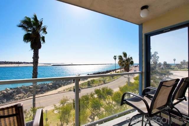 2595 Ocean Front Walk #6, Pacific Beach, CA 92109 (#210006943) :: The Mac Group