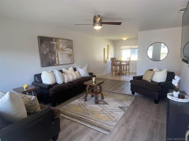 4569 Florida St #6, San Diego, CA 92116 (#210007513) :: Neuman & Neuman Real Estate Inc.
