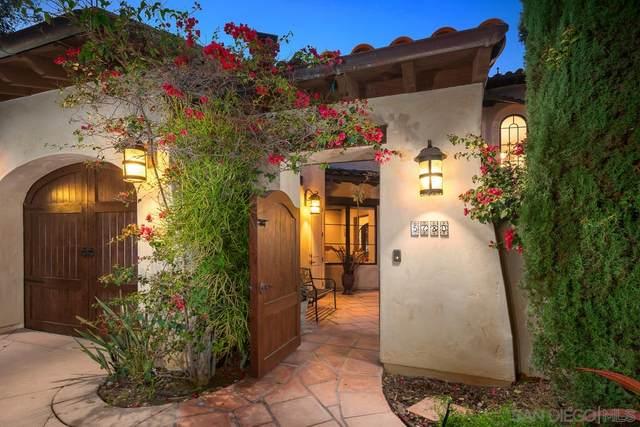 5780 Soledad Road, La Jolla, CA 92037 (#210007618) :: The Legacy Real Estate Team