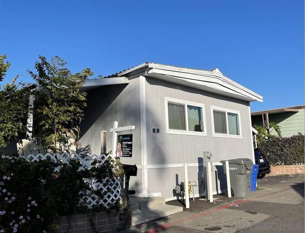 200 Olive Ave #74, Vista, CA 92083 (#210007695) :: Wannebo Real Estate Group