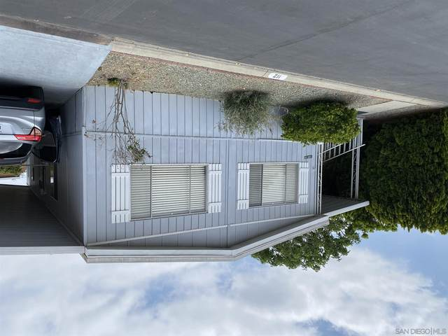9391 California Ave #112, Riverside, CA 92503 (#210007728) :: Neuman & Neuman Real Estate Inc.