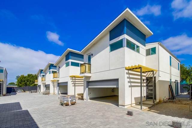 1166 Holly Ave #9, Imperial Beach, CA 91932 (#210008404) :: Wannebo Real Estate Group
