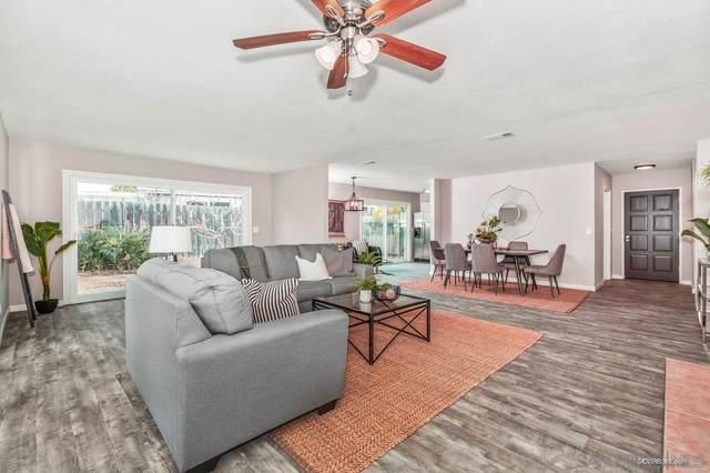 2418 Meadow Lark Drive, San Diego, CA 92123 (#210008507) :: Neuman & Neuman Real Estate Inc.