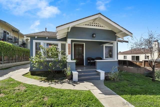 2921 B St, San Diego, CA 92102 (#210008576) :: Neuman & Neuman Real Estate Inc.