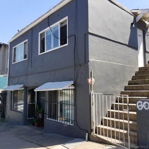 3231-3233 National Ave, San Diego, CA 92113 (#210008683) :: Wannebo Real Estate Group