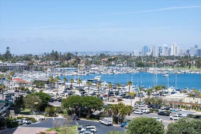 1780 Avenida Del Mundo #802, Coronado, CA 92118 (#210008721) :: Neuman & Neuman Real Estate Inc.