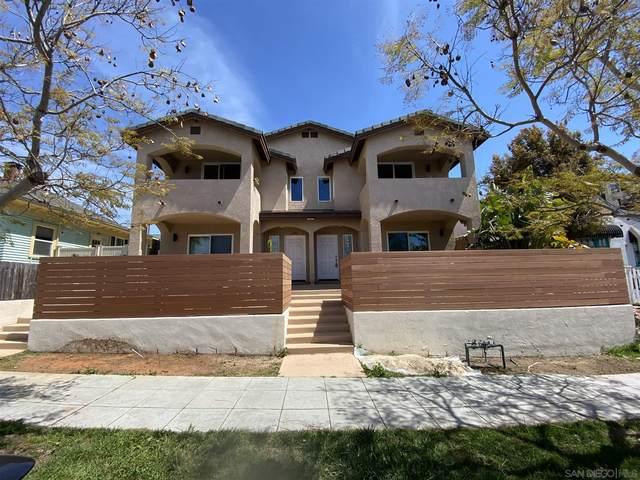 4283 Cleveland Drive, San Diego, CA 92103 (#210008797) :: Neuman & Neuman Real Estate Inc.