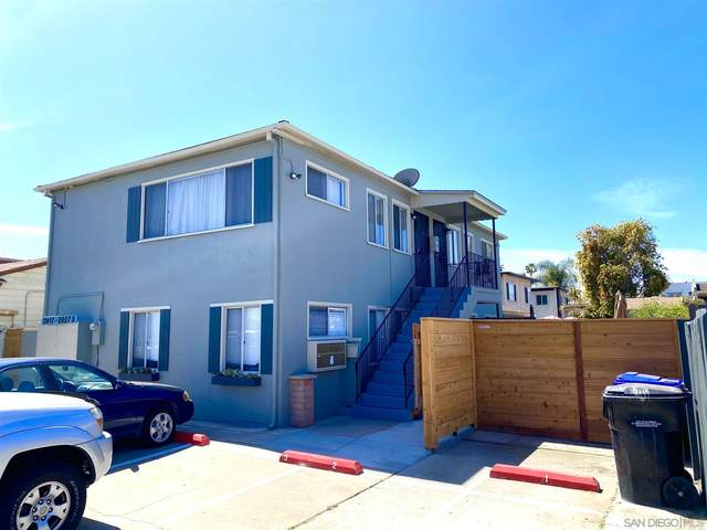 2917 Ingelow St, San Diego, CA 92106 (#210008800) :: Neuman & Neuman Real Estate Inc.