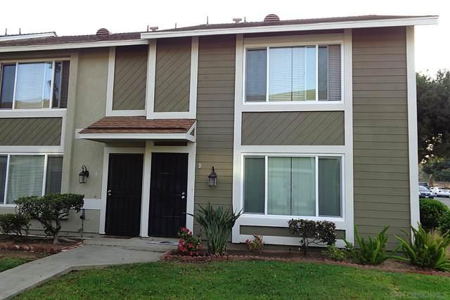 3034 Village Pine Dr D, San Diego, CA 92173 (#210008826) :: Keller Williams - Triolo Realty Group