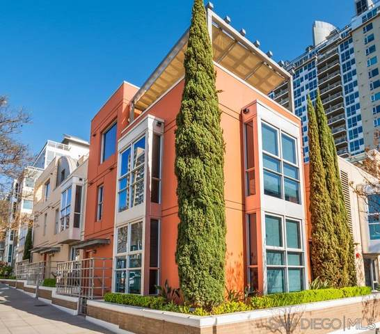 395 W Cedar St, San Diego, CA 92101 (#210008859) :: Neuman & Neuman Real Estate Inc.