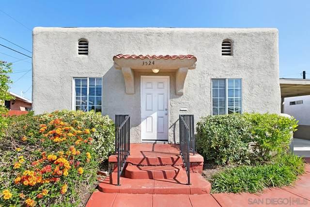 3524 Wightman Street, San Diego, CA 92104 (#210008928) :: Neuman & Neuman Real Estate Inc.