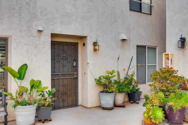 3037 Ingelow St #5, San Diego, CA 92106 (#210008988) :: Neuman & Neuman Real Estate Inc.