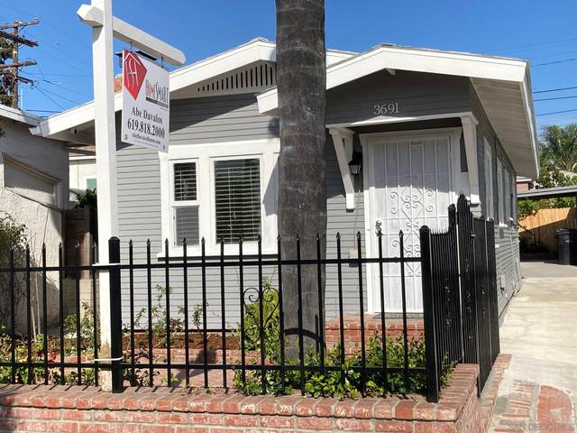 3691 Chamoune Ave, San Diego, CA 92105 (#210008994) :: Neuman & Neuman Real Estate Inc.