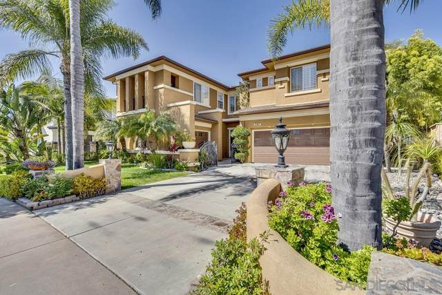 545 Verbena Ct, Encinitas, CA 92024 (#210009021) :: Wannebo Real Estate Group