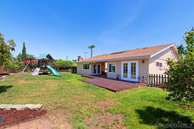 3848 Mount Ainsworth Ave, San Diego, CA 92111 (#210009033) :: Neuman & Neuman Real Estate Inc.
