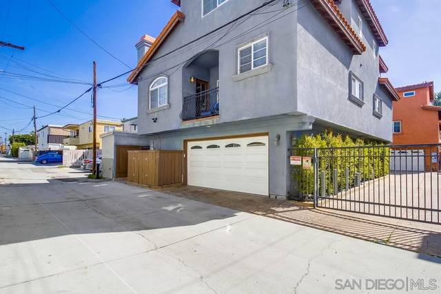 3956 Arizona St, San Diego, CA 92104 (#210009100) :: COMPASS