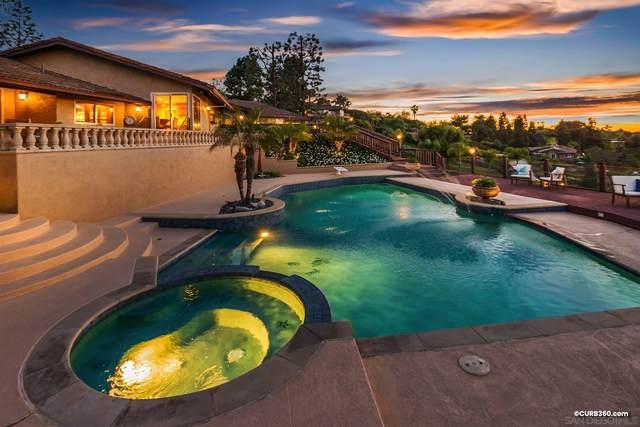 1155 Vista Sierra Dr, El Cajon, CA 92019 (#210009159) :: Neuman & Neuman Real Estate Inc.