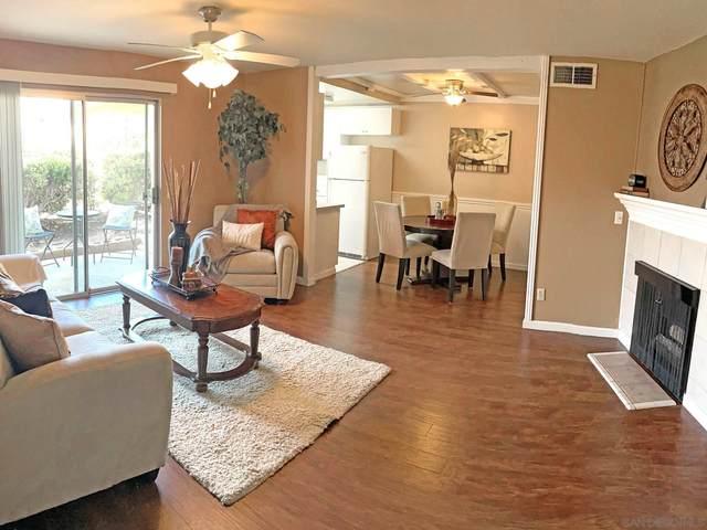 5350 Baltimore Dr #13, La Mesa, CA 91942 (#210009212) :: Neuman & Neuman Real Estate Inc.