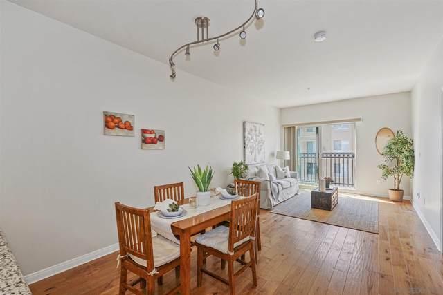 450 J St #4271, San Diego, CA 92101 (#210009231) :: Neuman & Neuman Real Estate Inc.