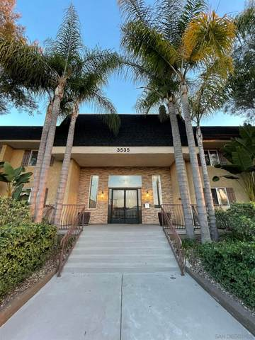 3535 Madison #203, San Diego, CA 92116 (#210009272) :: Wannebo Real Estate Group