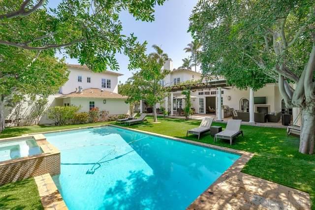 830 J Avenue, Coronado, CA 92118 (#210009302) :: Neuman & Neuman Real Estate Inc.