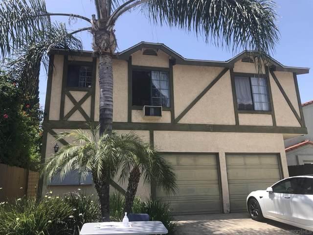 4568 Kansas St Apt 5, San Diego, CA 92116 (#210009346) :: Neuman & Neuman Real Estate Inc.