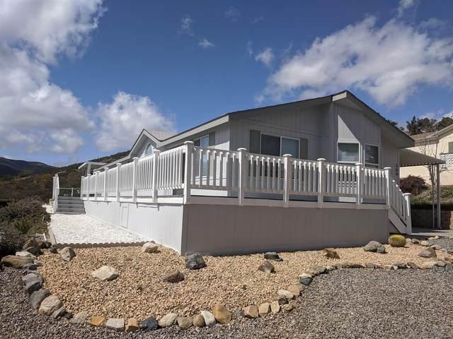 35109 Highway 79 Unit #163 / Spc, Warner Springs, CA 92086 (#210009372) :: Wannebo Real Estate Group