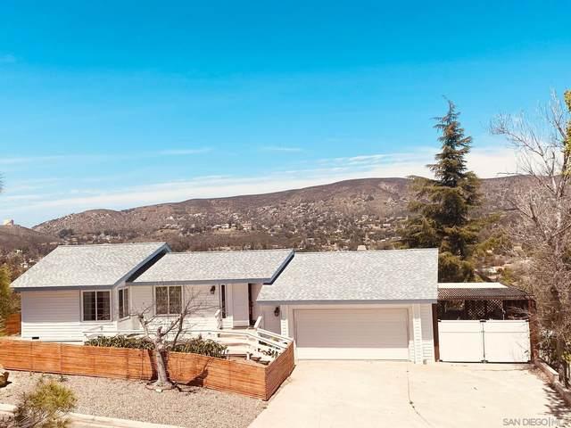 24532 Tesoro Way, Ramona, CA 92065 (#210009485) :: Wannebo Real Estate Group