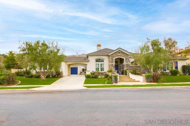 10264 Winecreek Ct, San Diego, CA 92127 (#210009584) :: Wannebo Real Estate Group