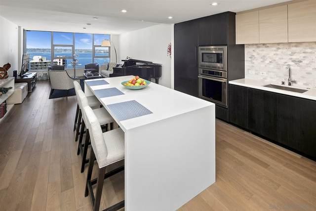 1388 Kettner Blvd #1601, San Diego, CA 92101 (#210009771) :: Zember Realty Group