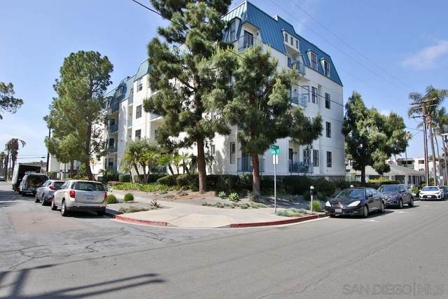 3450 3rd Ave #405, San Diego, CA 92103 (#210010038) :: Wannebo Real Estate Group