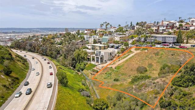 3808 Keating St #1, San Diego, CA 92110 (#210010300) :: The Legacy Real Estate Team