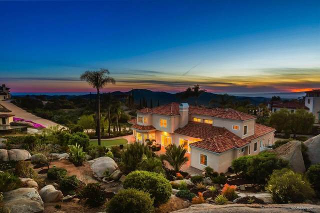 9769 Little Canyon Ln, Escondido, CA 92026 (#210010361) :: Wannebo Real Estate Group