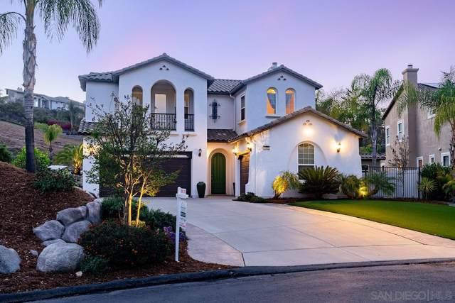 2052 Hidden Springs Court, El Cajon, CA 92019 (#210010429) :: Keller Williams - Triolo Realty Group