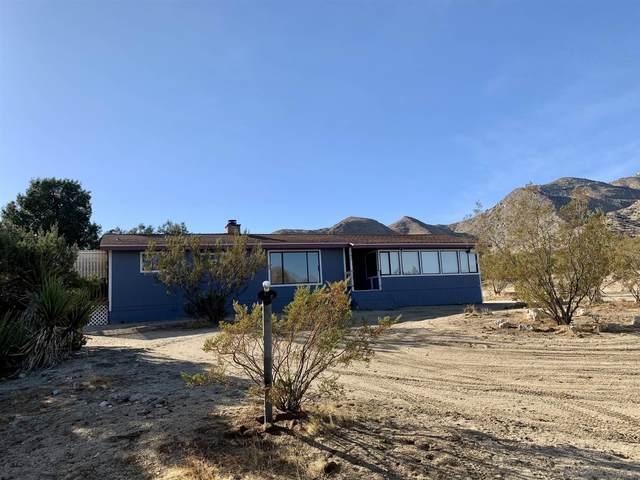 797 Great Sandy Trail, Julian, CA 92036 (#210010494) :: Wannebo Real Estate Group