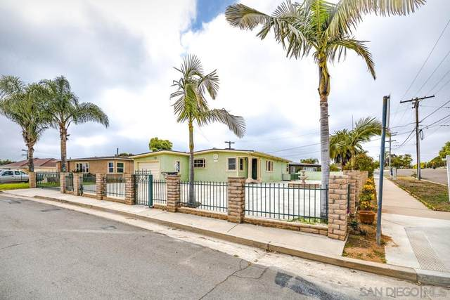 103 Alvarado St, Chula Vista, CA 91910 (#210010498) :: Neuman & Neuman Real Estate Inc.