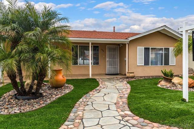 1754 Peppervilla Dr, El Cajon, CA 92021 (#210010952) :: Neuman & Neuman Real Estate Inc.