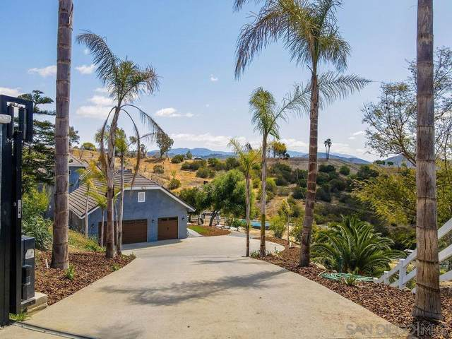 3576 Stonegate Place, Fallbrook, CA 92028 (#210011028) :: Neuman & Neuman Real Estate Inc.