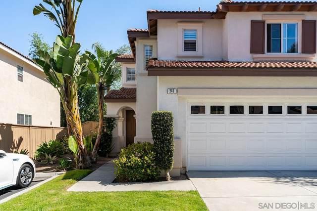 241 Melinda Way, Oceanside, CA 92057 (#210011112) :: Keller Williams - Triolo Realty Group