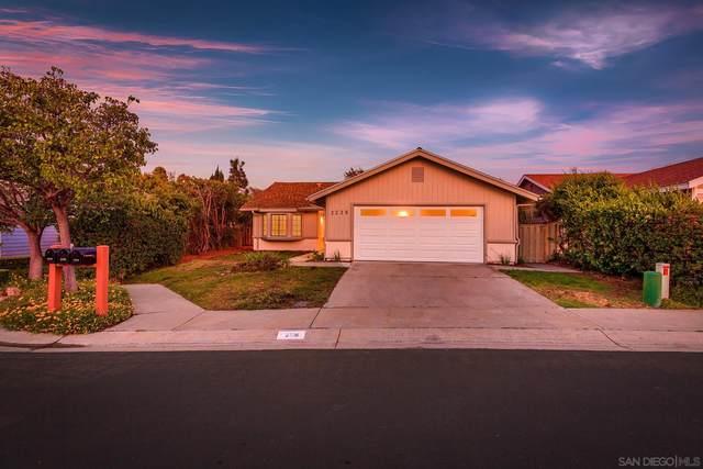 2236 Cottage Way, Vista, CA 92081 (#210011174) :: Neuman & Neuman Real Estate Inc.