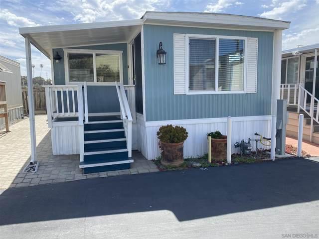 900 N Cleveland #91, Oceanside, CA 92054 (#210011266) :: Neuman & Neuman Real Estate Inc.