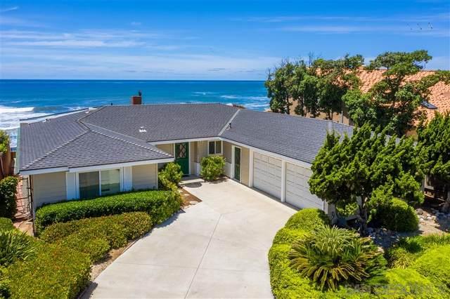 5386 Calumet Ave, La Jolla, CA 92037 (#210011382) :: Neuman & Neuman Real Estate Inc.