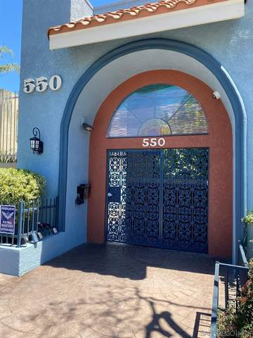 550 Orange #309, Long Beach, CA 90802 (#210011440) :: Yarbrough Group