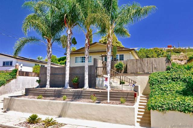 6125 Avenorra Drive, La Mesa, CA 91942 (#210011467) :: Keller Williams - Triolo Realty Group