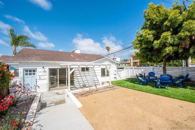 1704 Ebers St, San Diego, CA 92107 (#210011482) :: The Stein Group