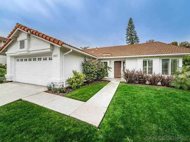 2613 La Golondrina St, Carlsbad, CA 92009 (#210011522) :: Neuman & Neuman Real Estate Inc.