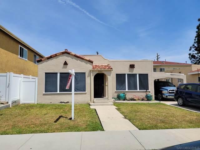4365-67 Wilson Ave, San Diego, CA 92104 (#210011565) :: Yarbrough Group
