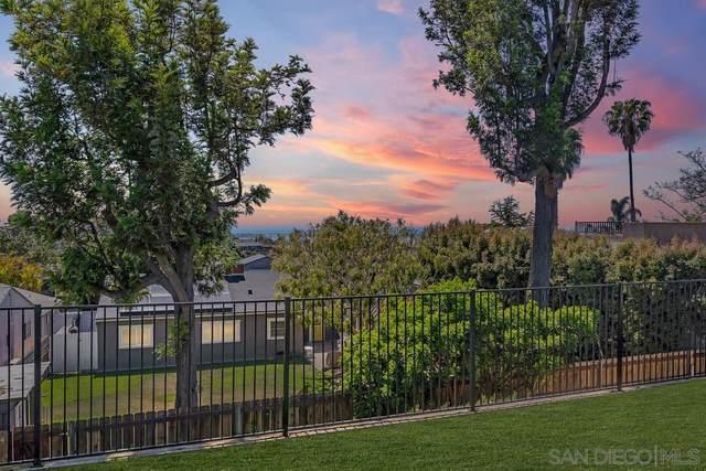 2354 Deerpark, San Diego, CA 92110 (#210011576) :: Keller Williams - Triolo Realty Group